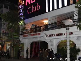 Cảnh sát truy ma túy trong quán bar ăn chơi bậc nhất Cần Thơ