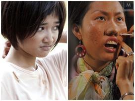 Loạt ảnh XẤU XÍ không tưởng của Nhã Phương, Minh Hằng và nhiều sao Việt đình đám