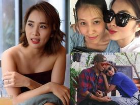 Giữa sức nóng scandal Phạm Lịch tố Phạm Anh Khoa gạ tình, Tăng Thanh Hà động viên bạn thân 'Cố lên'