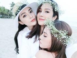 Ba người giống nhau thế này, đâu là Kỳ Duyên, ai là Diệp Lâm Anh và Jolie Nguyễn?