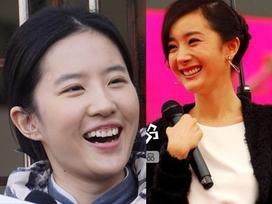 Xem loạt ảnh này, bạn sẽ hiểu vì sao mỹ nhân Hoa ngữ dù xinh tuyệt sắc vẫn cực kỳ hiếm hoi nụ cười!