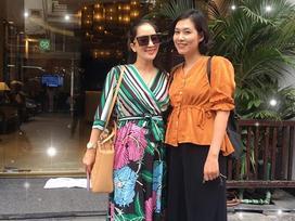 Chứng kiến 'Nguyệt thảo mai' bất ngờ đình đám trở lại, Khánh Thi tiết lộ mối quan hệ 25 năm ít người biết
