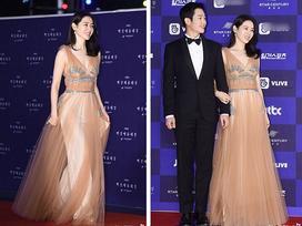 'Chị đẹp' Son Ye Jin lấn át các 'nữ thần nhan sắc' trên thảm đỏ