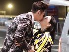 'Bom sex gốc Việt' Chung Lệ Đề ôm hôn thắm thiết chồng trẻ sau tin đồn ly hôn