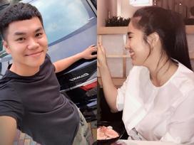 Chồng trẻ thốt lên 'Hạnh phúc không tả nổi' khi Lê Phương tặng siêu xe làm quà sinh nhật