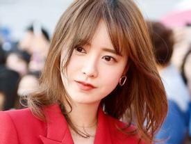 'Nàng cỏ' Goo Hye Sun 33 tuổi mà vẻ ngoài chẳng khác nào thiếu nữ đang thanh xuân