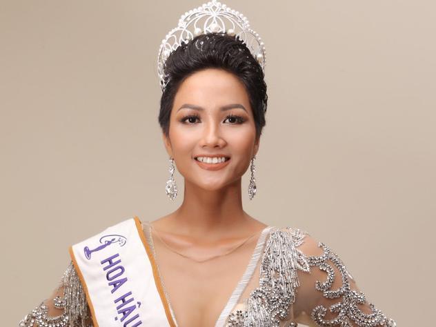Hoa hậu H'Hen Niê.