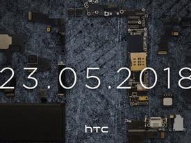 HTC U12+ dùng RAM 6GB, trình làng ngày 23/5