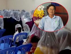 Mục sư Hội Thánh Đức Chúa Trời chính thống: 'Nước màu đỏ của Hội Thánh Đức Chúa Trời Mẹ là bùa ngải'