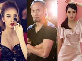 Cùng công khai tố Phạm Anh Khoa 'gạ tình', Phạm Lịch - Nga My dẫn đầu danh sách sao phát ngôn bạo nhất tuần