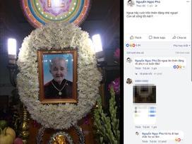 Tạm biệt bà ngoại 'xì-tin' nhất Việt Nam, nơi thiên đàng ngoại hãy cứ mỉm cười như thế nhé!
