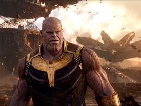 'Cuộc chiến Vô cực' cho thấy Thanos là ác nhân đỉnh nhất vũ trụ Marvel