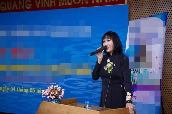 Phi Thanh Vân xuất hiện trong sự kiện mới nhất