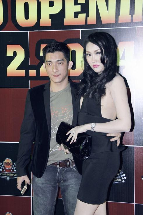 Phi Thanh Vân sự kiện vào năm 2014
