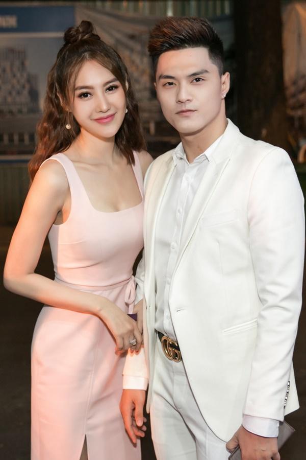 Lâm Vinh Hải là  người đàn ông quan trọng nhất với Linh Chi