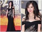 Sau scandal quỵt tiền từ thiện, Dương Mịch lộ rõ nhan sắc xuống cấp tại LHP Bắc Kinh