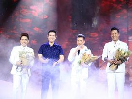 Liveshow 3H: Quang Hà hạnh phúc khi được song Hưng ưu ái