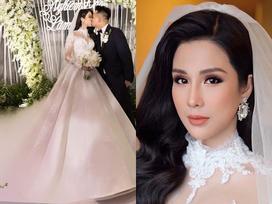 Tin sao Việt: Diệp Lâm Anh thích thú khoe về 'một ngày làm công chúa'