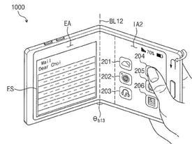 NÓNG: Samsung Galaxy X có thể gập 3 khiến làng smartphone 'choáng'