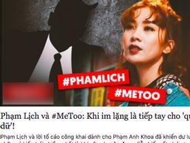 Trang Pháp lên tiếng ủng hộ phong trào #MeToo vì im lặng là nuôi sống những tội ác