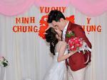 Chỉ cao 1m49 thôi nhưng nhiếp ảnh gia đình đám Hà thành vẫn cưới được vợ đẹp như hotgirl-13