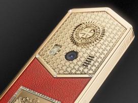 Điện thoại giá 700 triệu đồng bản kỷ niệm TT Putin nhậm chức có gì đặc biệt?