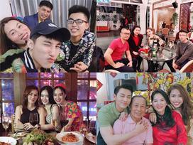Loạt ảnh minh chứng sao Việt sở hữu dung nhan 'vạn người mê' là nhờ thừa hưởng gene bố mẹ