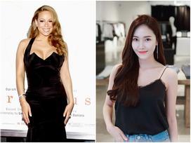 Tưởng mải mê kinh doanh, Jessica Jung bất ngờ về chung nhà với Mariah Carey để Mỹ tiến