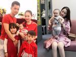 Hằng 'Túi' hạnh phúc kỷ niệm 1 năm ngày cưới ở Singapore sau chia sẻ mang bầu lần 2 cùng chồng mới