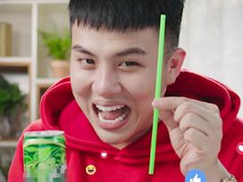 Duy Khánh livestream về 'của ngon vật lạ'