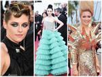 Thảm đỏ CANNES 2018: Mặc ai chiếm spotlight, Kristen Stewart mới là mỹ nhân make-up đẹp nhất