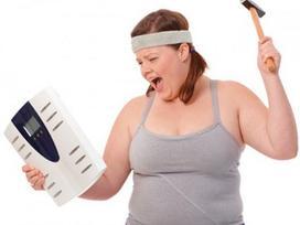 Tập để giảm cân - không đơn giản