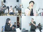 Đột nhập buổi tập 'căng như dây đàn' trước thềm chung kết Sing My Song