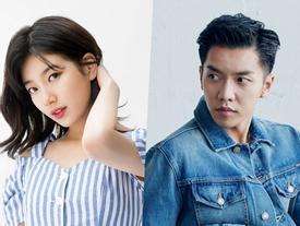 Suzy và Lee Seung Gi có thể tái ngộ trong phim mới