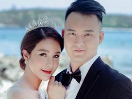 Tin sao Việt: Diệp Lâm Anh không tiếc lời khen ông xã 9x 'Anh chồng đẹp trai'