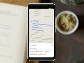 Google Lens: Tính năng giúp biến chữ từ hình thành văn bản