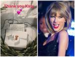 Katy Perry viết thư tay xin lỗi, chấm dứt cuộc 'đại chiến' nhiều năm với Taylor Swiff