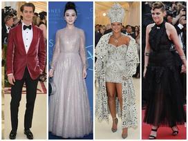 Bóc mác loạt váy áo hàng hiệu dàn mỹ nhân thế giới 'chặt chém' trên thảm đỏ Cannes - Met Gala 2018