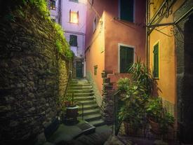 Những con hẻm 'bí mật' đẹp như cổ tích ở Italy