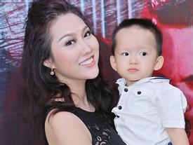 Phi Thanh Vân chua chát tố chồng cũ lờ trách nhiệm chu cấp cho con sau ly hôn
