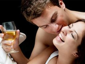 Lý do yêu vợ hơn rượu