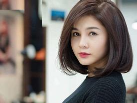 4 gợi ý tóc duỗi phồng cho nàng thêm xinh