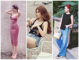 Khoe street style cực sexy mà vẫn lịch lãm, Ngọc Trinh - Angela Phương Trinh dẫn đầu top SAO ĐẸP nhất tuần