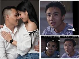 Chồng sắp cưới của BTV Nguyễn Hoàng Linh từng đóng phim 'Phía trước là bầu trời'