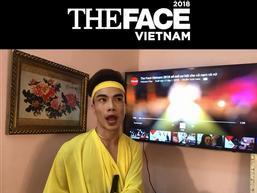 NGẠC NHIÊN CHƯA: 'Thánh nổ' Kenny Sang quyết giật giải The Face Vietnam 2018 bằng video cực shock