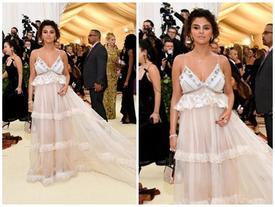 Selena Gomez sợ hình ảnh của chính mình tại Met Gala?