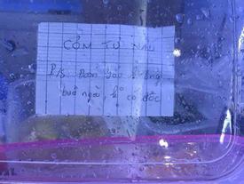 Nấu ăn rồi viết giấy dặn dò bạn gái, chàng trai khiến dân mạng 'phát ghen' nhưng sự thật thì...