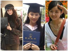 Fans 'trụy tim' trước loạt ảnh mộc mạc thời đi học của dàn mỹ nhân Hoa ngữ, đặc biệt là Địch Lệ Nhiệt Ba