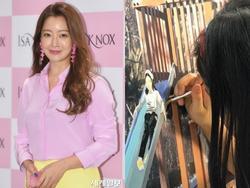 Sao Hàn 11/5: Con gái Kim Hee Sun trổ tài vẽ tranh xuất sắc ở tuổi lên 9