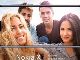 'Chốt' thông số kỹ thuật của Nokia X, thiết kế chả kém iPhone X